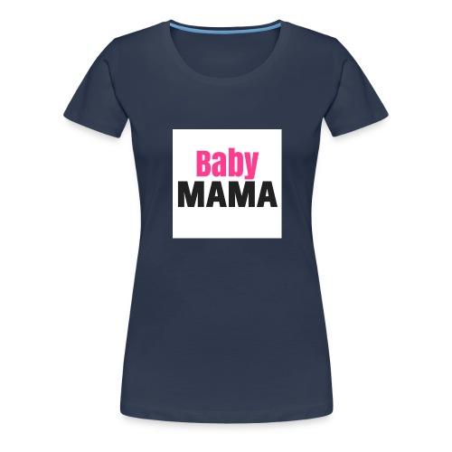 Baby 4 png - Women's Premium T-Shirt