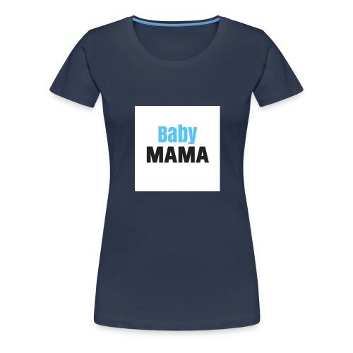 Baby 1 png - Women's Premium T-Shirt
