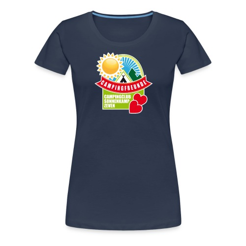 CC Zeven 01 - Frauen Premium T-Shirt