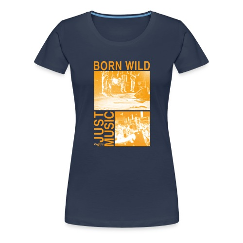 live tonight loud 1 - Frauen Premium T-Shirt