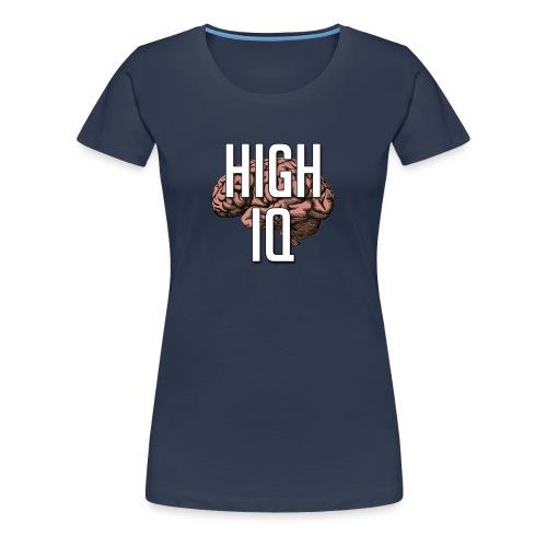 XpHighIQ - T-shirt Premium Femme
