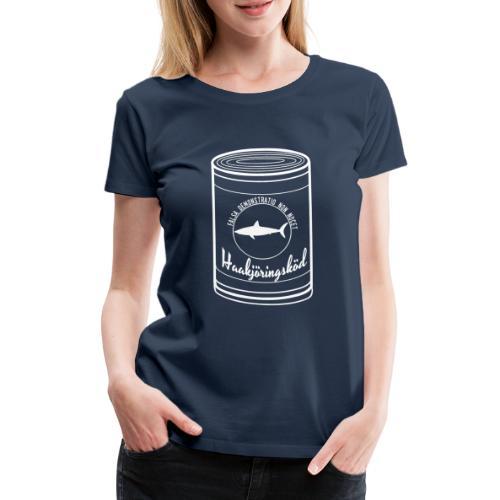 Haakjöringsköd | Jura Urteil - Frauen Premium T-Shirt