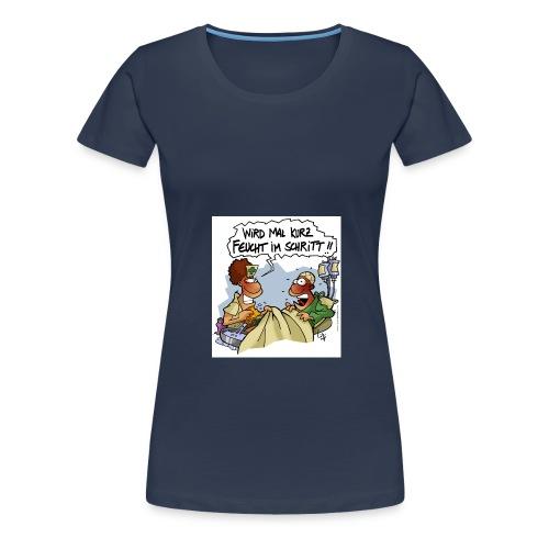 feucht3 - Frauen Premium T-Shirt