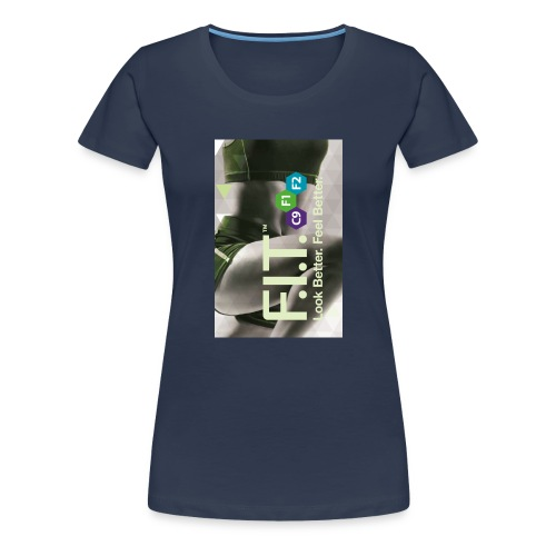 coverFIT4 - Frauen Premium T-Shirt