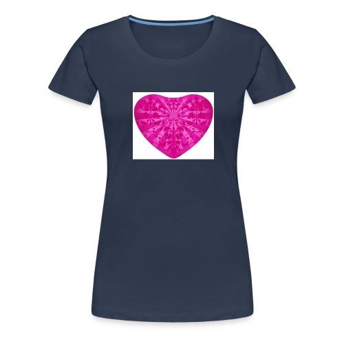 kosenamen template 2 - Frauen Premium T-Shirt
