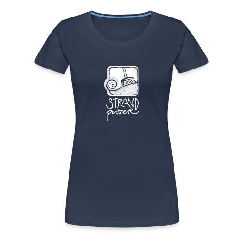 Strandputzer - Frauen Premium T-Shirt