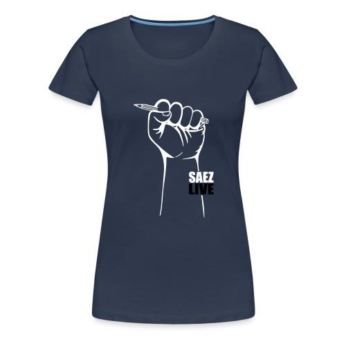 Tous les gamins du monde par petitecaillou - T-shirt Premium Femme