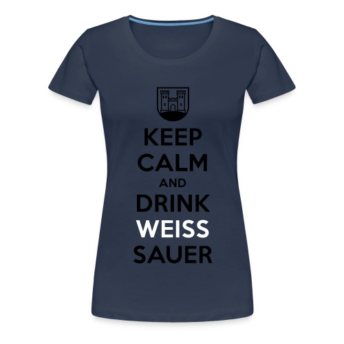 kcw1 - Frauen Premium T-Shirt