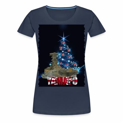 """YAMATO"" Weinachts Kollektion - Frauen Premium T-Shirt"
