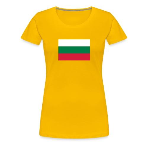 Bulgaria - Vrouwen Premium T-shirt