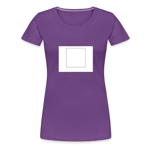 Square t shirt - Vrouwen Premium T-shirt