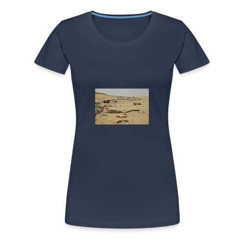 plastic2 - Frauen Premium T-Shirt
