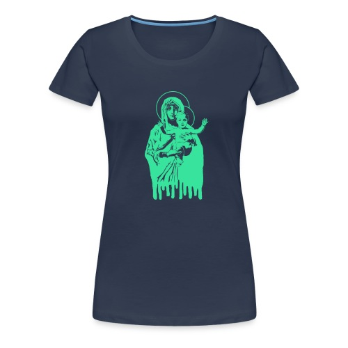 Immaculately Conceived - Women's Premium T-Shirt