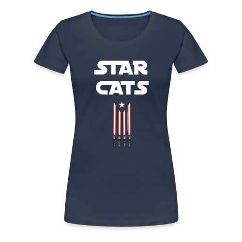 Star Cats - Camiseta premium mujer