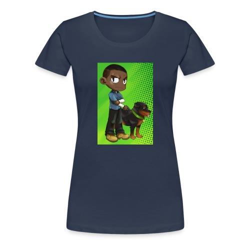 Gtav. 4 - T-shirt Premium Femme