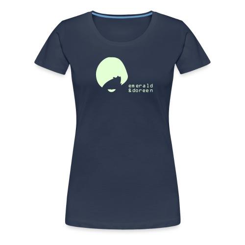 ED_shirts_black - Women's Premium T-Shirt