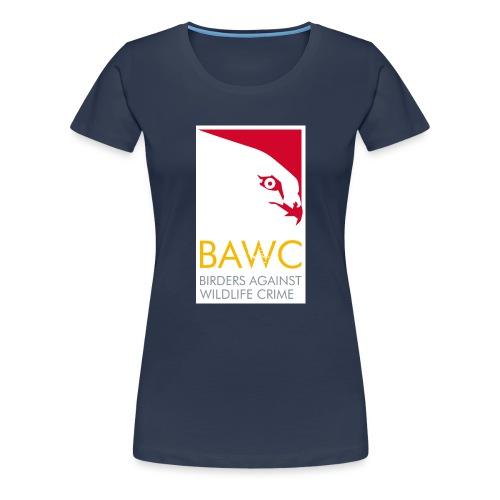 BAWC Logo - Women's Premium T-Shirt
