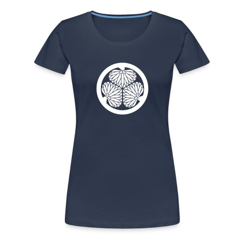 tokugawa - Frauen Premium T-Shirt