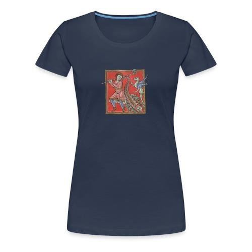De medicina ex animalibus - Camiseta premium mujer