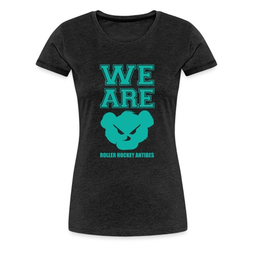 weare png - T-shirt Premium Femme