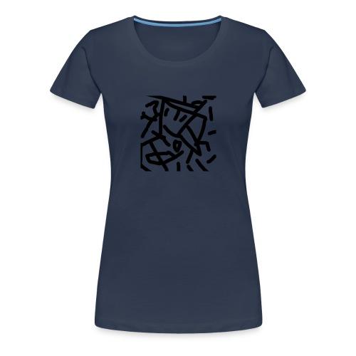Police - Frauen Premium T-Shirt