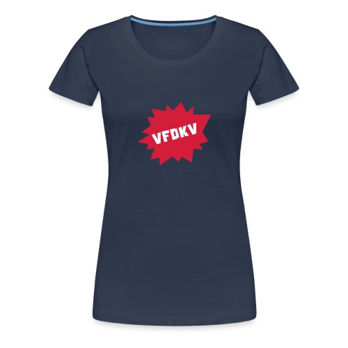 logopur - Frauen Premium T-Shirt