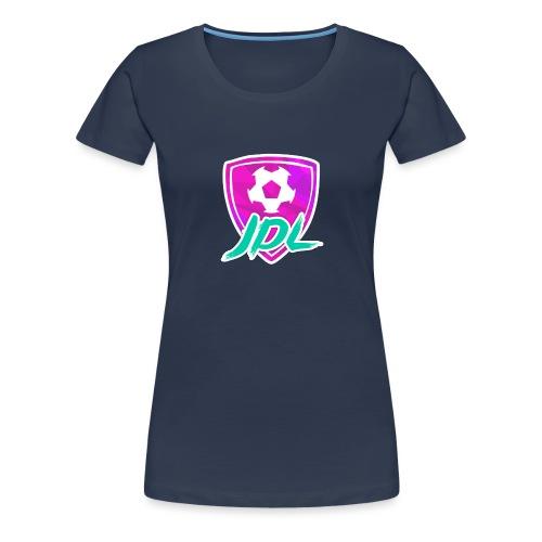 Logotipo del canal de JDL - Camiseta premium mujer