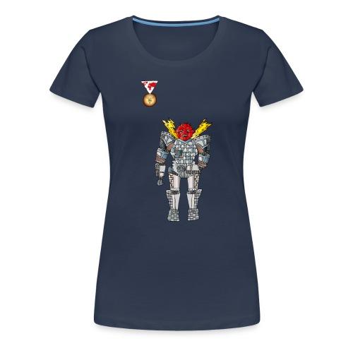 Trashcan - Frauen Premium T-Shirt