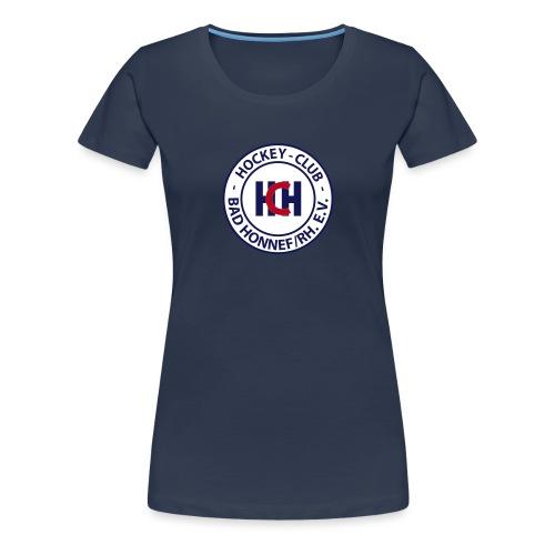 logo hch final - Frauen Premium T-Shirt
