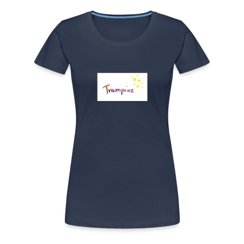 Traumprinz2 - Frauen Premium T-Shirt