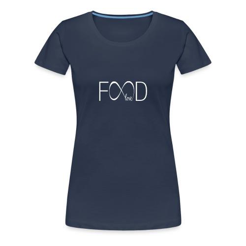 foodlove - Vrouwen Premium T-shirt