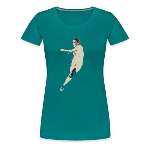 JAIMY VISSER - Vrouwen Premium T-shirt
