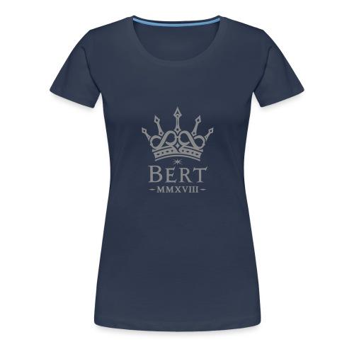 QueenBert down under 2018 - Women's Premium T-Shirt
