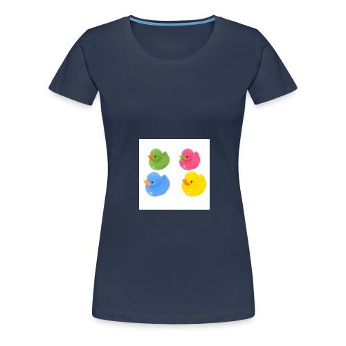 badankor - Premium-T-shirt dam