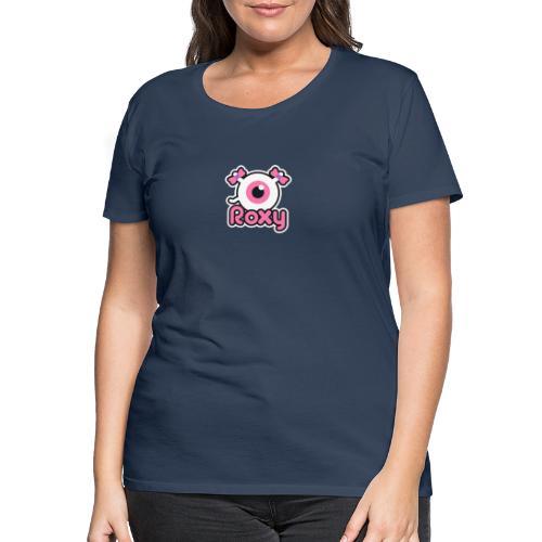 Roxy Label (Color) - T-shirt Premium Femme