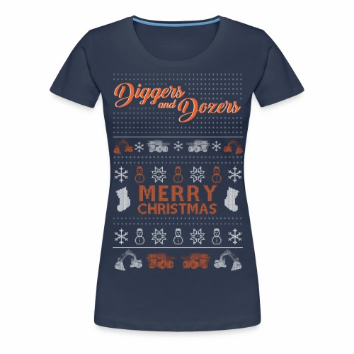 Merry Christmas! - Women's Premium T-Shirt