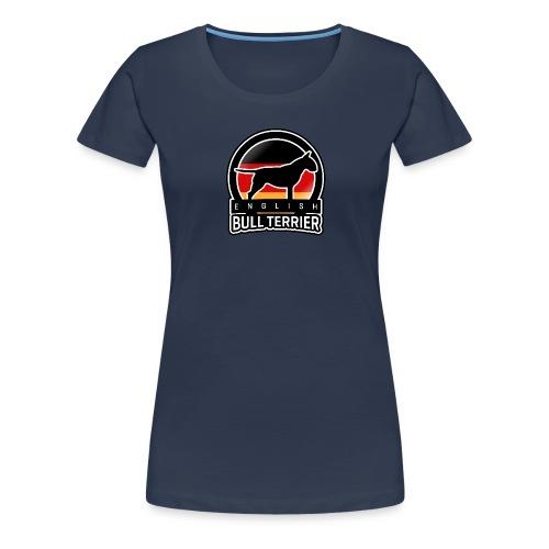 Bullterrier Deutschland - Frauen Premium T-Shirt