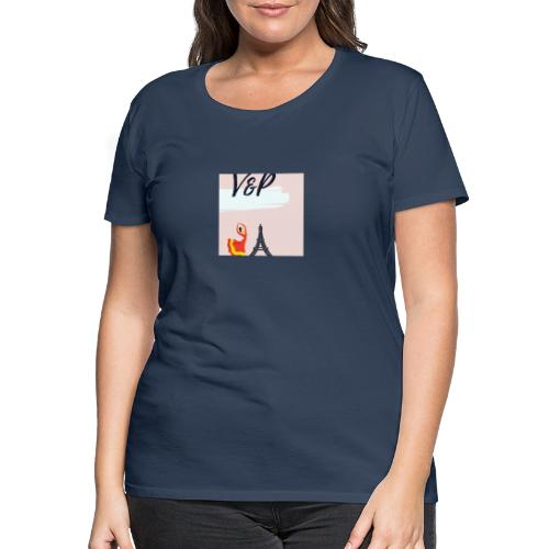 5093CF6A 6ED5 4C11 9553 75CE5F6F2F40 1 - Camiseta premium mujer