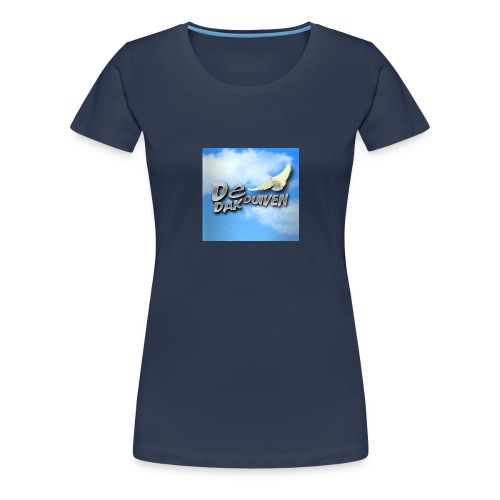 DakDuiven shirt - Vrouwen Premium T-shirt