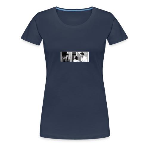 Camiseta Unisex Historias de Filadelfia. - Camiseta premium mujer