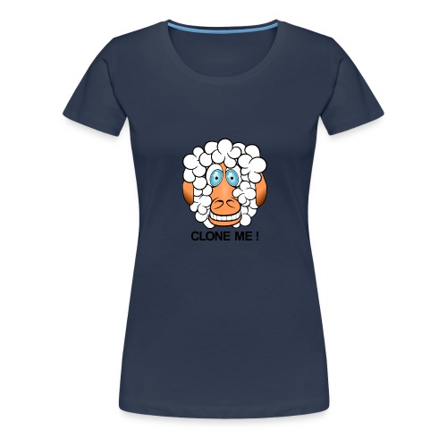 E6ipbaBcE png - Vrouwen Premium T-shirt