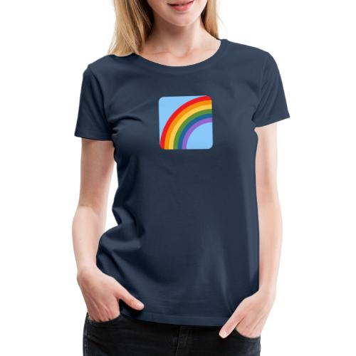 rainbow - Frauen Premium T-Shirt