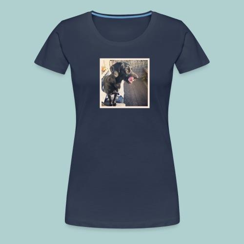 Erstes Frühstücksei - Frauen Premium T-Shirt