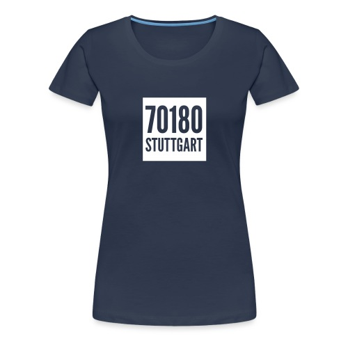 logo vektorisiert 1c - Frauen Premium T-Shirt