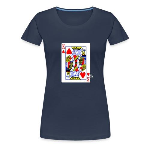 King of Sharts - Women's Premium T-Shirt