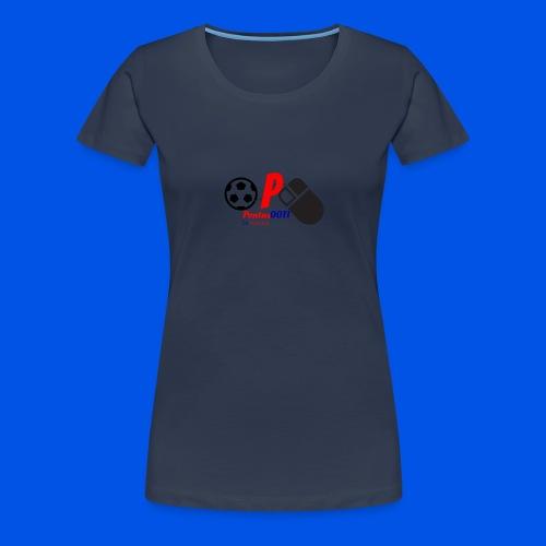Pin 2016 Logo - Premium-T-shirt dam