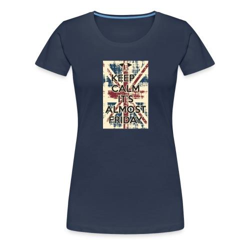 keep calm - Camiseta premium mujer