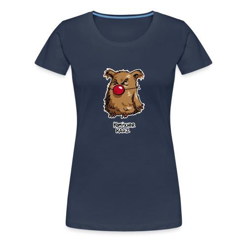 kauz - Frauen Premium T-Shirt