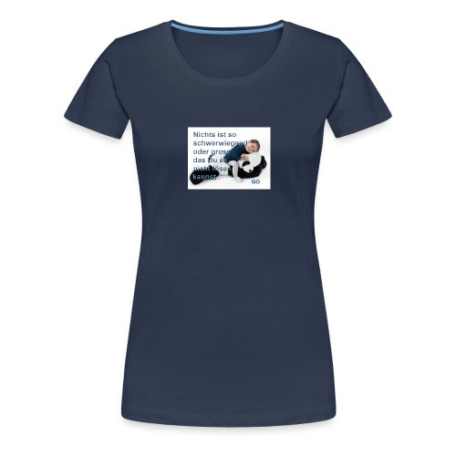 t shirt - Frauen Premium T-Shirt