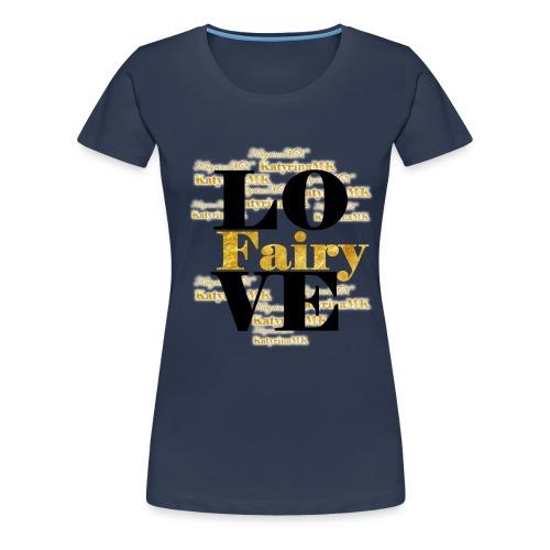 KatyrinaMK Love - Frauen Premium T-Shirt